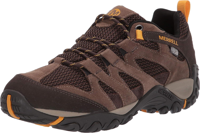 Merrell Men s Alverstone Waterproof Hiking Shoe