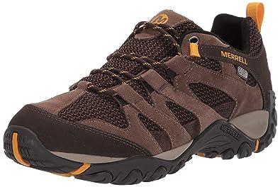 714a97c917edd Amazon.com | Merrell Men's Alverstone Waterproof Hiking Shoe ...