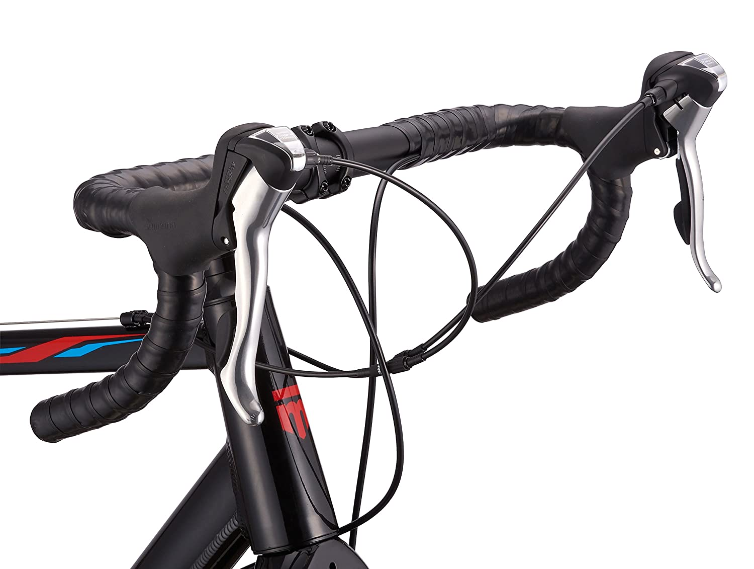 Mongoose Selous Comp Gravel Road Bike With 700cm Wheel M350 Wiring Diagram Sports Outdoors