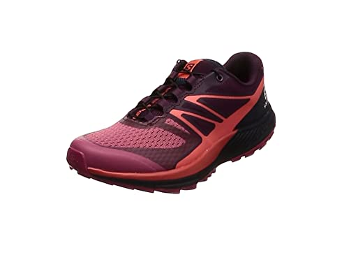 salomon women's sense escape trail running shoes 15 pcs