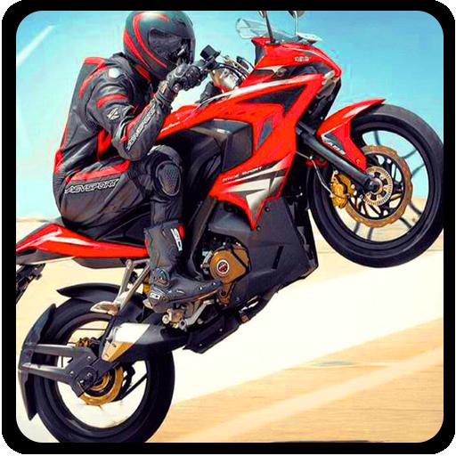 Bike Games Free Moto Racing 3D Bikes Race Stunt Game Motorcycle Fun Dirt Fast Driving (Motorcycle Race Game)