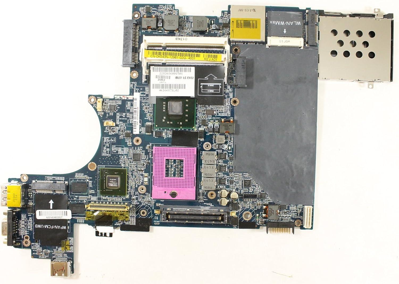 Dell Motherboard Nvidia 256MB K543N Latitude E6400