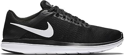 quality design c930f 807ff Nike Flex 2016 RN, Chaussures de Running Homme, Noir (Black White