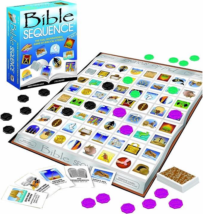 Bible Sequence by Jax: Amazon.es: Juguetes y juegos