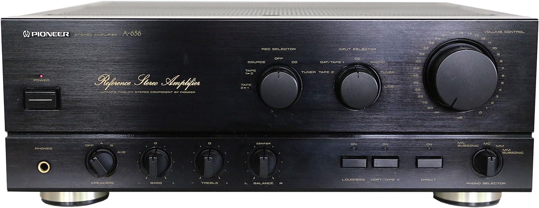 Verstärker Pioneer A 656 Elektronik