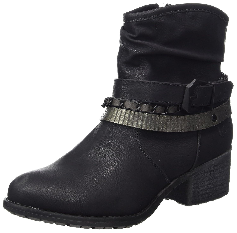 JANE KLAIN Cowboy Damen 253 430 Cowboy KLAIN Stiefel Schwarz (schwarz) 9808dc