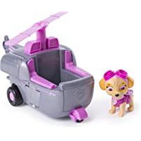 Paw Patrol Skye s Transforming Helicopter with Flip-open Turbines, for Ages 3 and Up