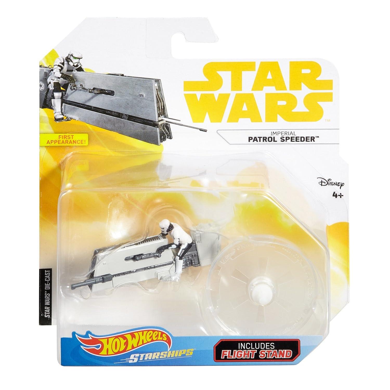 Hot Wheels Star Wars Starship Vesta Chariot Fisher Price / Mattel Canada FJF26