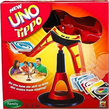 Mattel Uno Tippo - Juego de Tablero (Multi): Amazon.es: Juguetes y ...