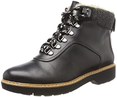 cbe89b7009a6ac Clarks Women's's Witcombe Rock Boots: Amazon.co.uk: Shoes & Bags