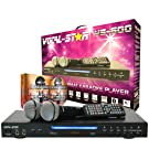 Vocal-Star VS-600 HDMI Karaoke Machine With Bluetooth Including 150 Songs & 2 Microphones