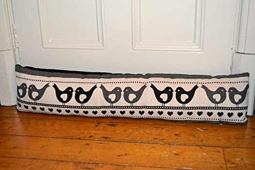 Molly cruz con diseño de pájaros de corazones de Tina devins ...