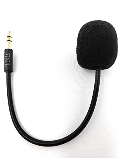 Replacement Rig 400 Game Mic TNE 3 5mm Microphone Boom for Plantronics Rig  400HX 400HS 400LX 500HX 500 Pro Xbox One PS4 Nintendo Computer Gaming