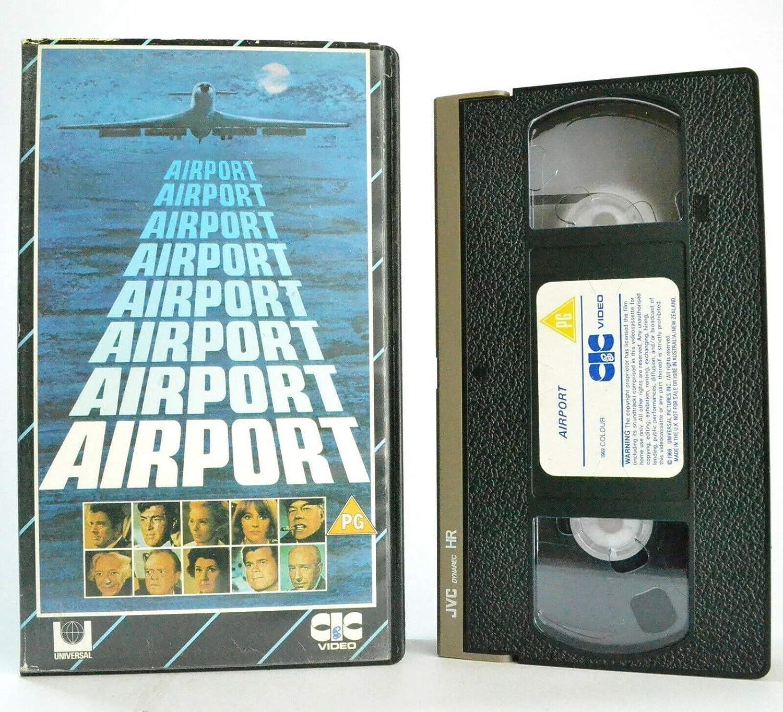 Airport [VHS]: Amazon.es: Cine y Series TV