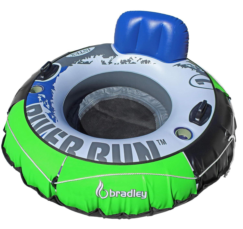おすすめ Linking Intex River River Run Iチューブwith B01DWR1MJU Heavy Dutyカバー Iチューブwith B01DWR1MJU ネオングリーン ネオングリーン, joyjoymarket:c120a3f2 --- ballyshannonshow.com