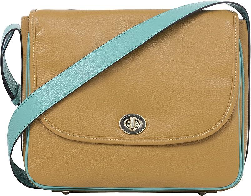 Montte Di Jinne 100/% Soft Italian Leather  Women Triangular Backpack  Very Small 