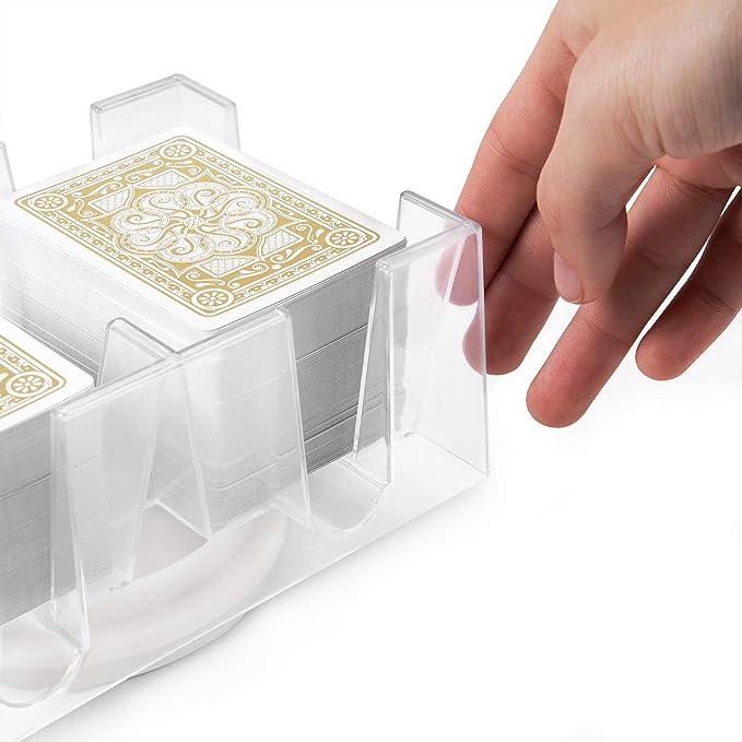 Amazon.com: 6 bandejas giratorias para tarjetas.: Toys & Games