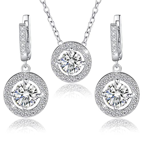5785553cf1 Image Unavailable. Image not available for. Color: Morenitor Jewelry Set ...