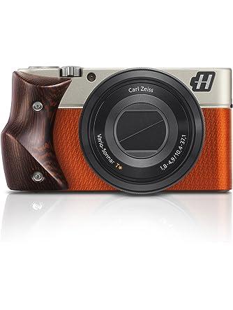 Hasselblad Stellar Digital Camera - Special Edition Orange with Wenge Wood Grip H-3012709