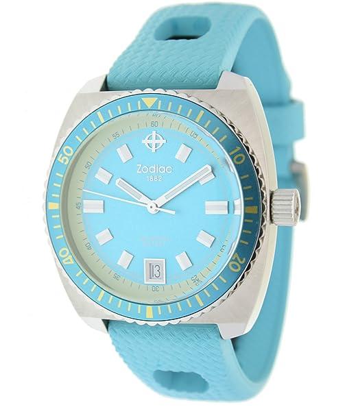Reloj Zodiac Zo2251 Señora Acero 100m Calendario