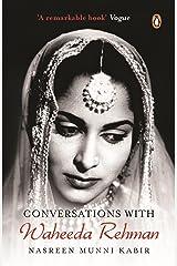 Conversations with Waheeda Rehman Paperback
