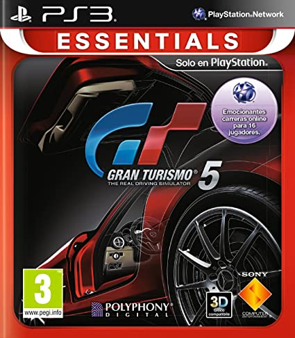 Gran Turismo 5 - Essentials