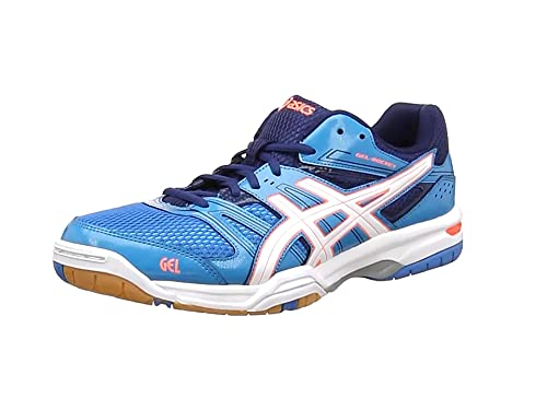 Asics Gel-Rocket 7, Zapatillas de Voleibol para Mujer, Azul (Blue ...