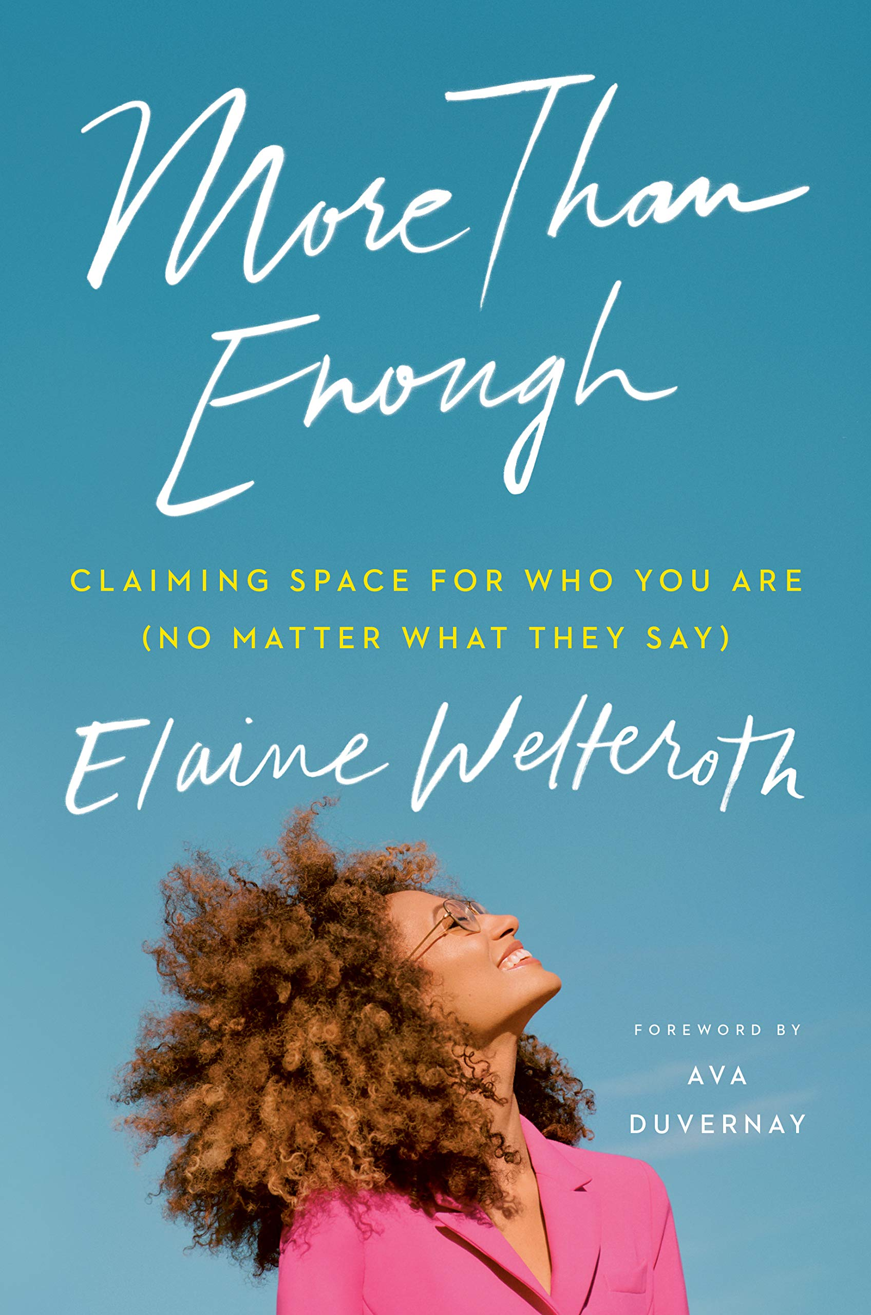 Image result for more than enough elaine welteroth