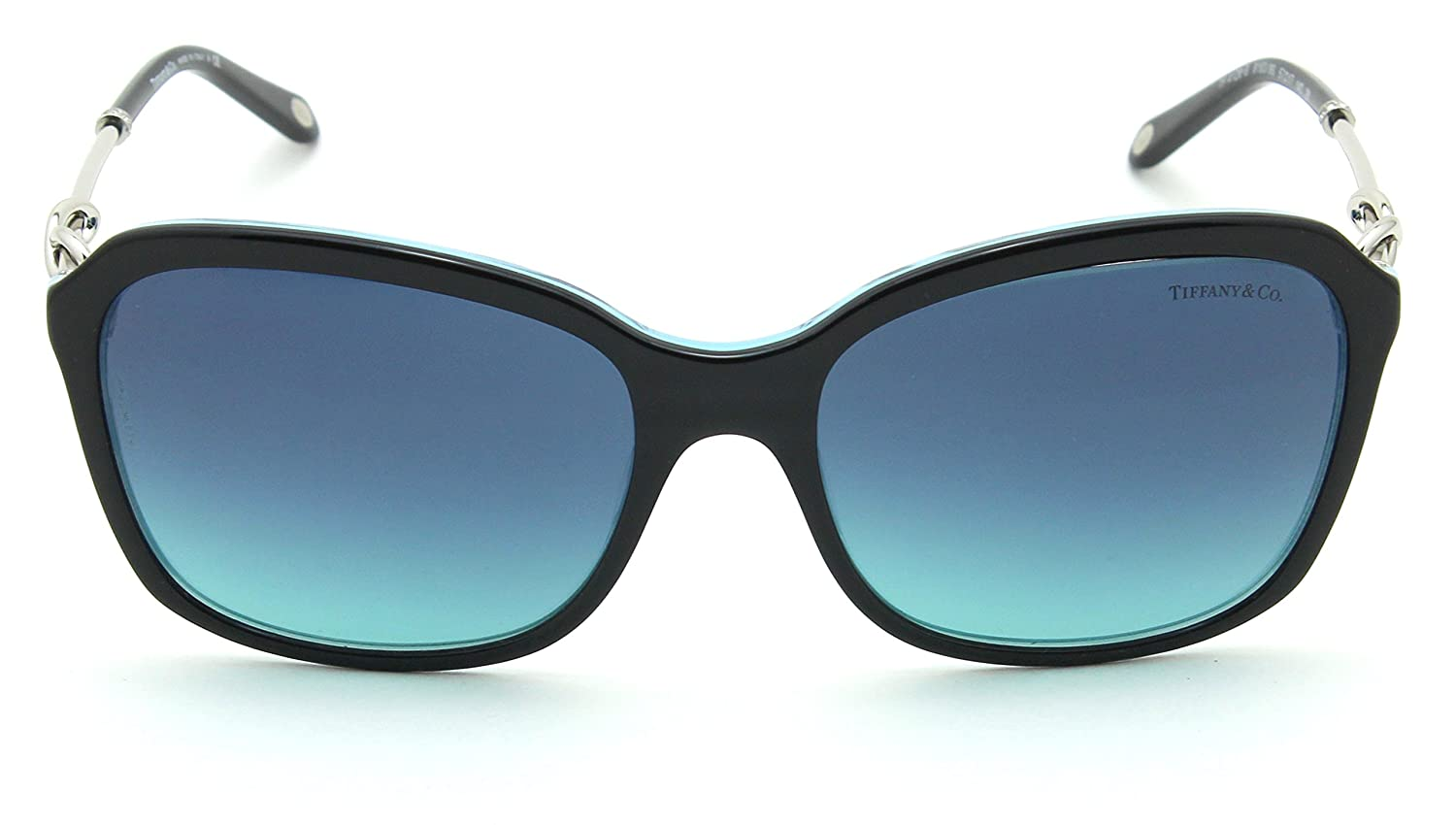 aee48d83cc9 Amazon.com  Tiffany   Co. TF 4128B Womens Rectangular Sunglasses 81939S   Clothing