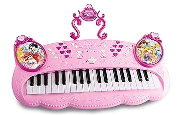 IMC Toys 662066 - Princesas Disney Teclado Electrónico ...