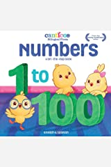 Numbers 1 to 100 (Canticos Bilingual Firsts) Kindle Edition