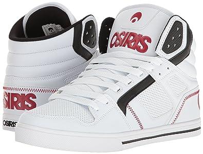 Zapatillas Osiris: Clone WH 10.5 USA/44 EUR: Amazon.es: Zapatos y complementos
