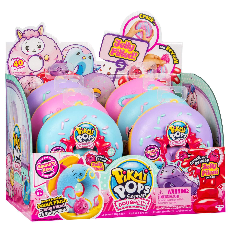 Amazon.com: Pikmi Pops DoughMis Series - paquete sorpresa ...