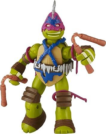 Teenage Mutant Ninja Turtles Savage Michelangelo Figure