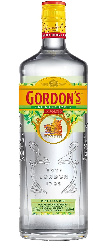Tidsmæssigt Gordon's Crisp Cucumber Gin (1 x 0.7 l): Amazon.de: Bier, Wein CT-62