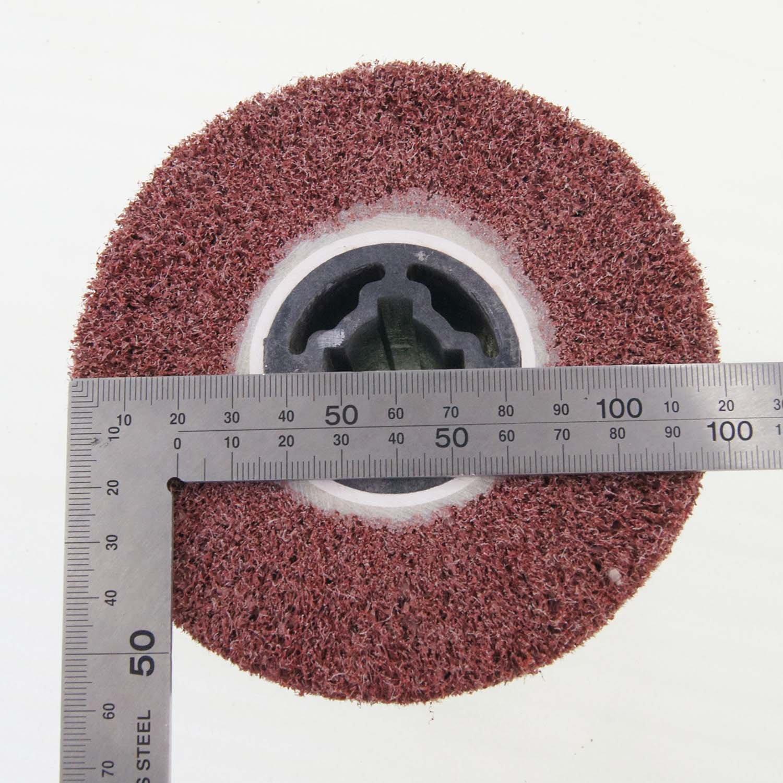 Wire Brush Drum 120mm