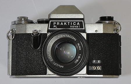 PENTACON MADE IN GDR DDR Práctico PL Nova I - (1) Incluye Pentax ...