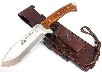 Cds survival gladius coco outdoor survie couteau de chasse