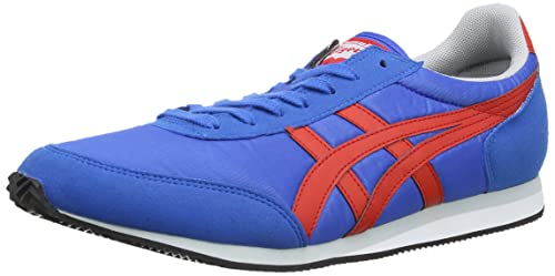 ASICS Onitsuka Tiger Sakurada, Zapatillas Unisex adulto, Azul (Blue/Red  4223)