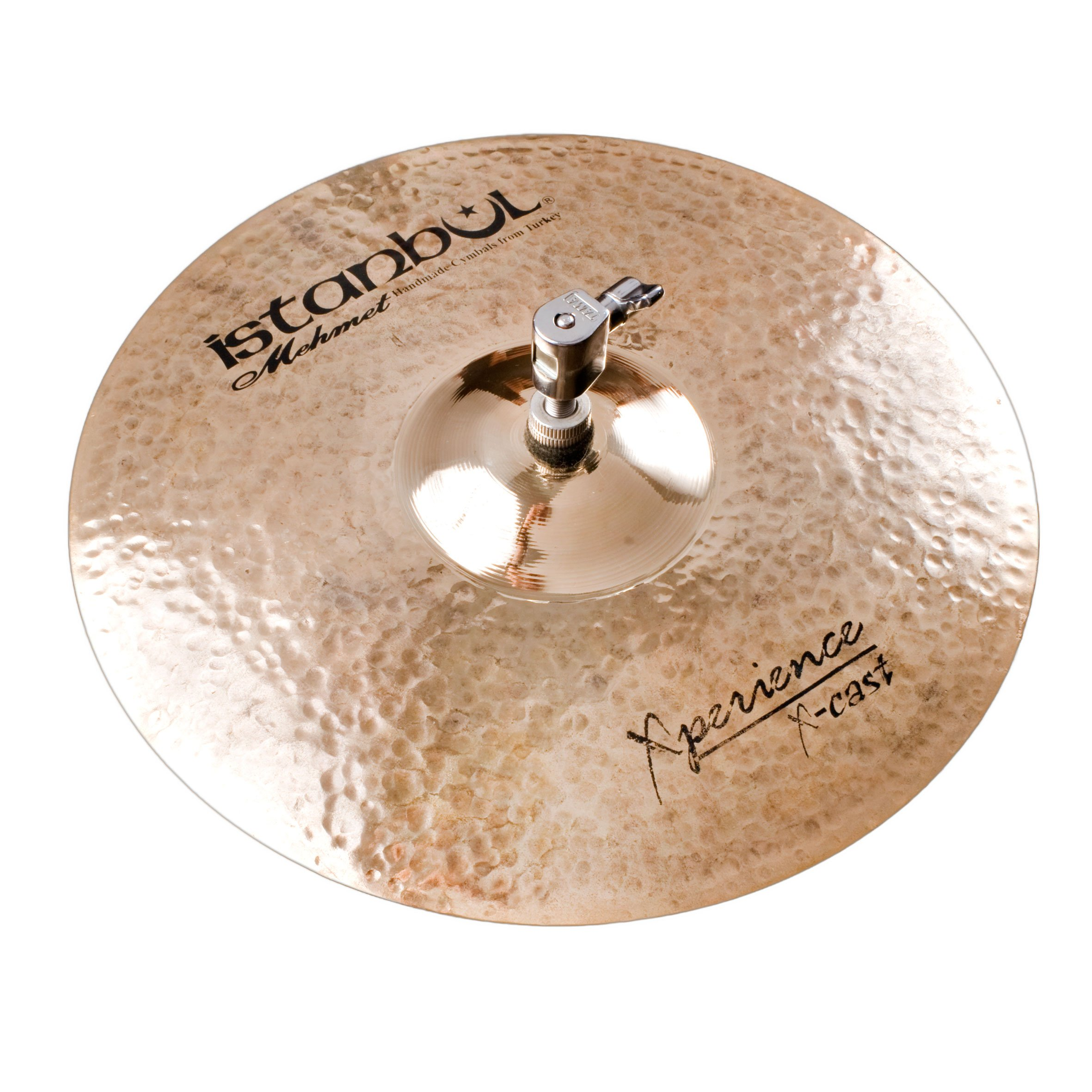 Istanbul Mehmet Cymbals X-Perience Series XXC-HHM14 14-Inch X-Cast Medium Hi-Hat by Istanbul Mehmet Cymbals