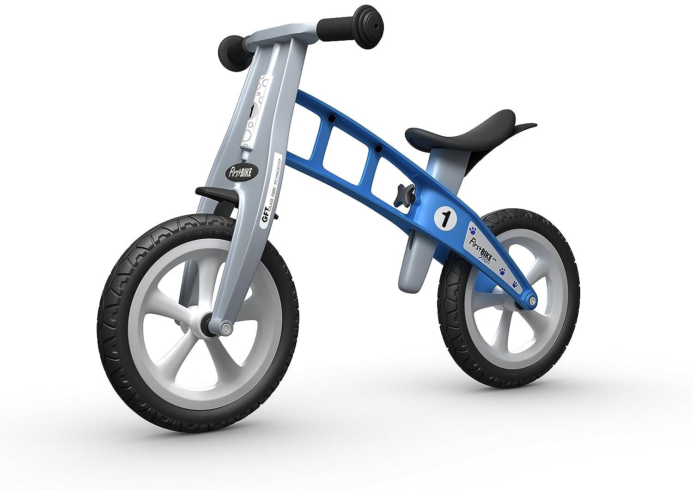 FirstBIKE Basic Balance Bike, Blue by FirstBIKE   B00Q6NCBP2