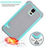 Tekcoo Galaxy S5 Case, [Tmajor] Sturdy