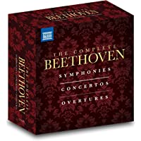 The Complete Beethoven: Sinfonie, Concerti, Overtures