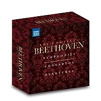 Beethoven: Complete Symphonies, Concertos & Overtures  [Naxos: 8501204]