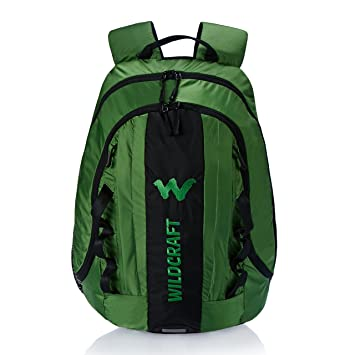 270c51c35f Wildcraft HypaDura 41 liters Lime Casual Backpack (8903338036913)  Amazon.in   Bags