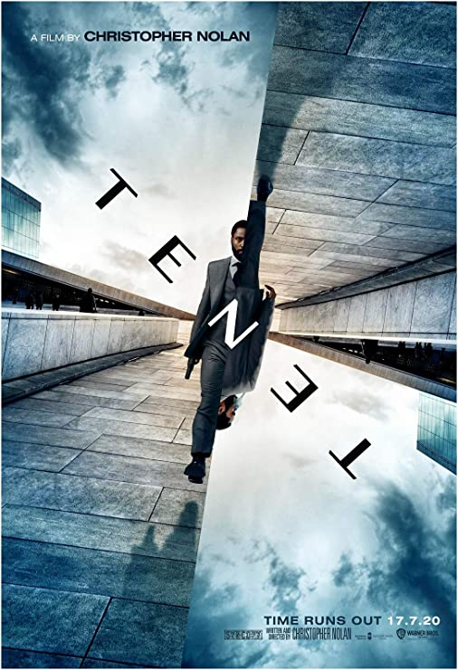 Amazon.com: Tenet Movie Poster Print 24 x 36 Inches USA Shipped - Wall Art  - Decor - Frame Ready: Posters & Prints