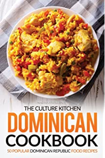 A taste of paradise a feast of authentic caribbean cuisine and the culture kitchen dominican cookbook 50 popular dominican republic food recipes forumfinder Gallery