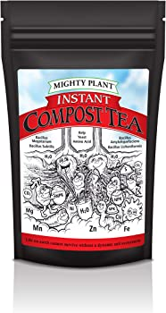 Mighty Plant 25 pounds Compost For Garden Soil