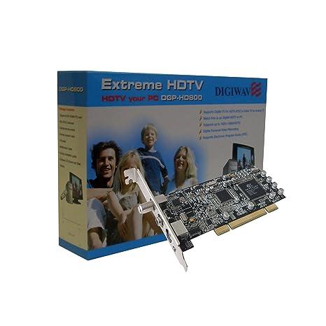 Amazon.com: HomeVision Tecnología Extreme HDTV ATSC PCI ...