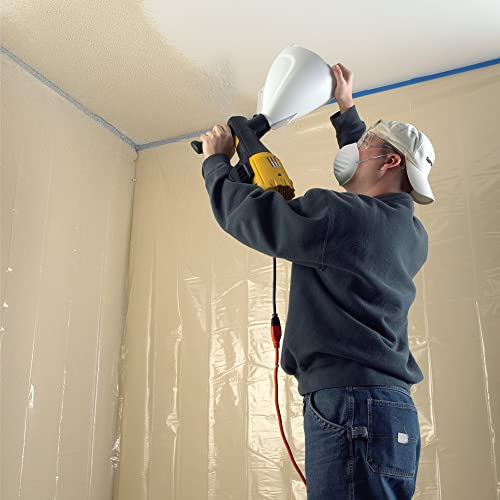 The Wagner Power Tex Texture Sprayer is the perfect sprayer for when you need to do textures on the walls.